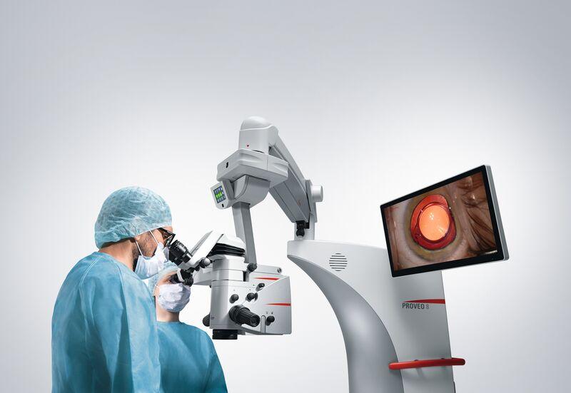 眼科医療分野