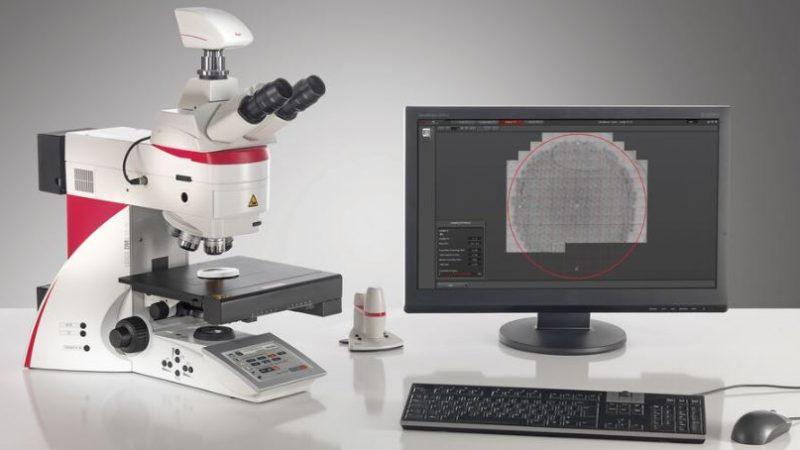 薬液製造時に混入した異物を画像解析ソフトウェアで迅速に分析、原因解明までの時間短縮を実現