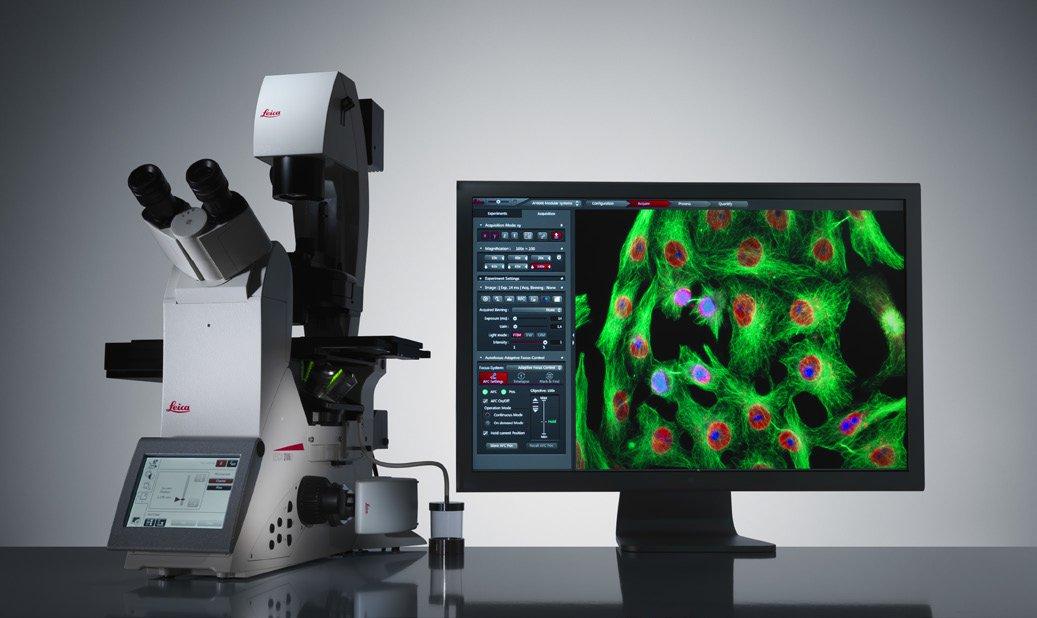 ライフサイエンス顕微鏡