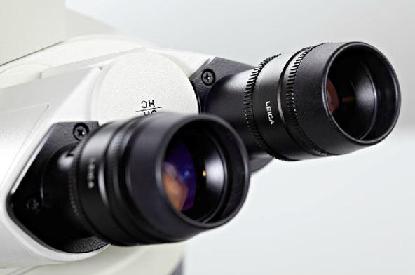 光学顕微鏡を介した感染予防のためのクリーニング&消毒