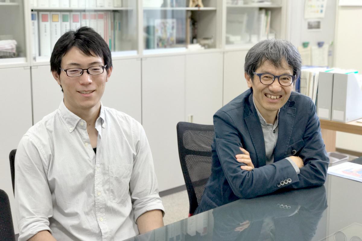 北海道大学 圦本 尚義先生