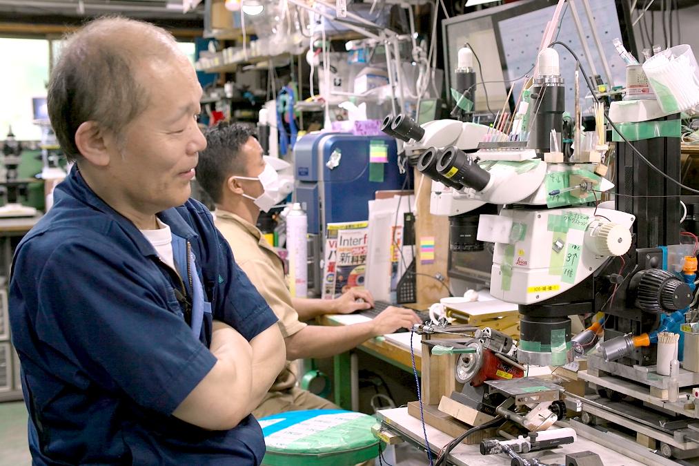 実体顕微鏡観察事例/微細加工の駆け込み寺―難問に挑戦し続けるものづくりのプロ