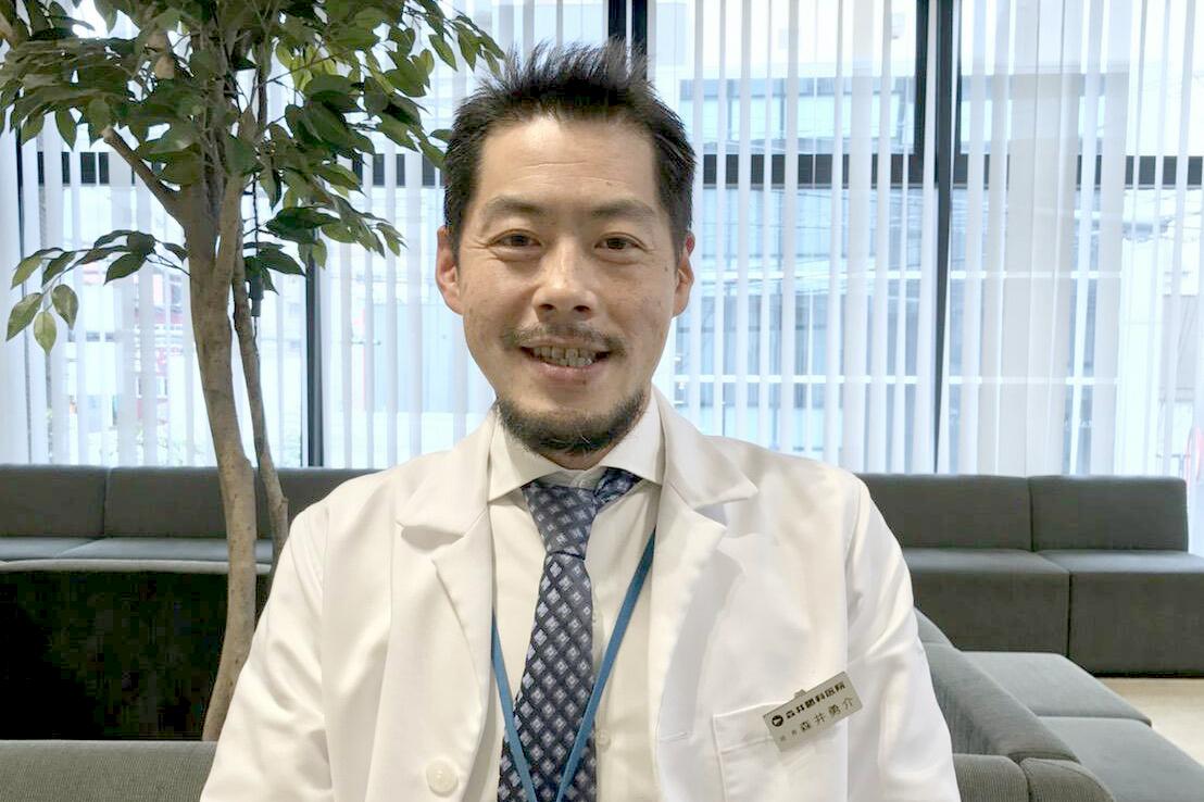 医療法人社団新緑会森井眼科 森井 勇介先生
