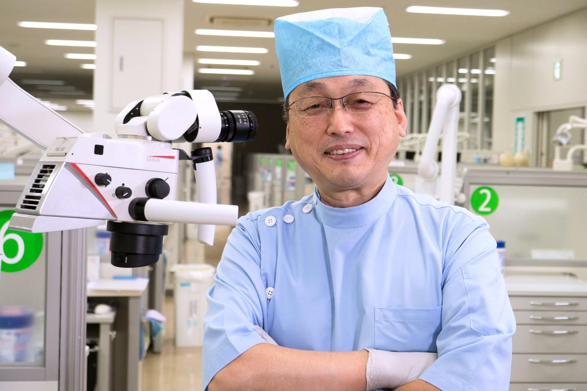 マイクロスコープを使うと治療はどう変わりますか?―辻本 恭久先生にききました(2)