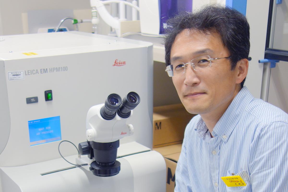 日産自動車株式会社総合研究所 先端材料研究所 高橋 真一さん