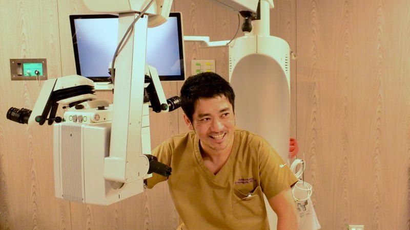 眼科手術顕微鏡活用事例/眼科を開業した僕が使い慣れた手術顕微鏡を手放し Proveo 8 を選んだ理由