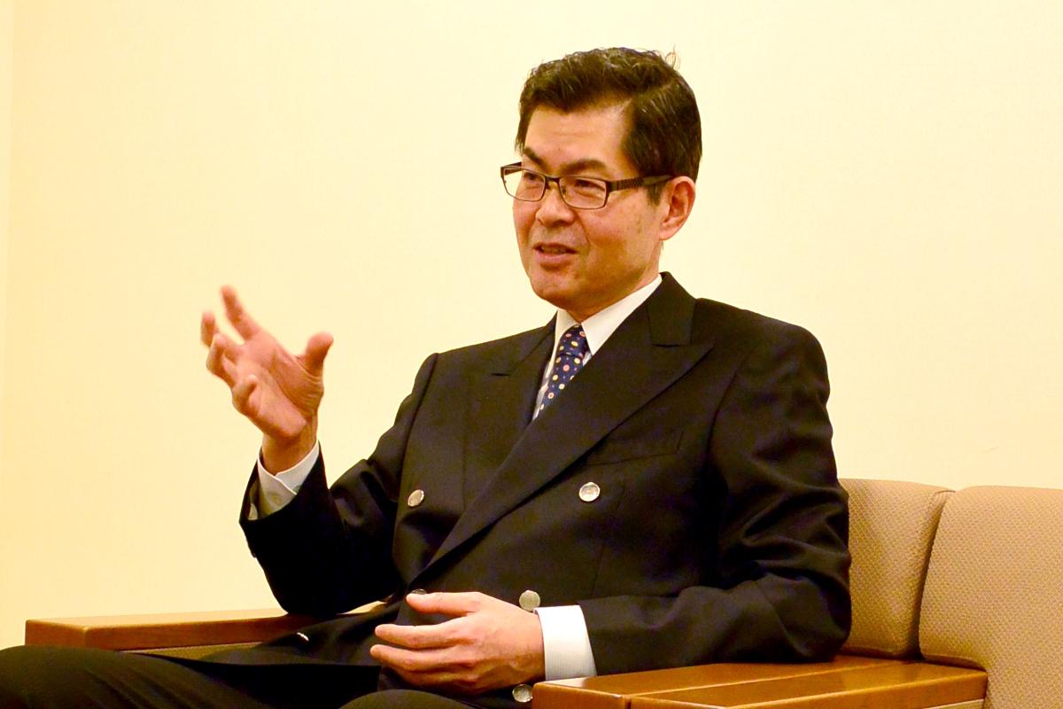 大分県厚生連鶴見病院 加賀 明彦 副院長・脳卒中センター長