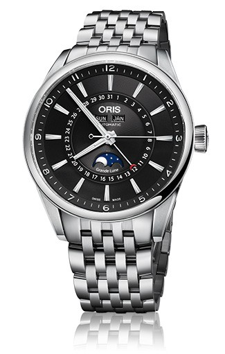 Oris-Artix-Black-Dial-Moonphase-91576434034MB-Watch