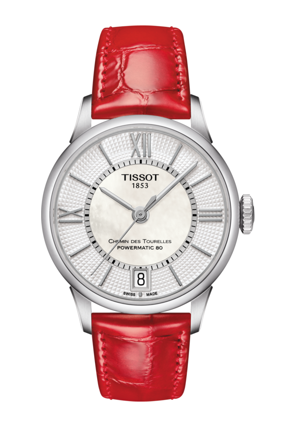 Tissot-Womens-Chemin-Des-Tourelles-Powermatic-80-Lady-T099.207.16.118.00-(T0992071611800)