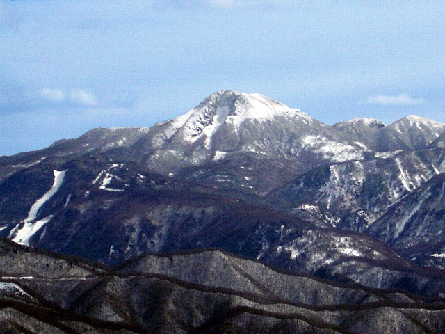 Mt.nikko shirane
