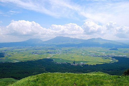 Mt.aso and caldera01