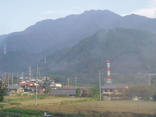 Mount takigo from hatsukari