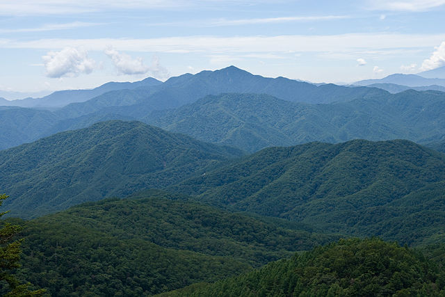Mt.daibosatsurei from mt.kasatori 03