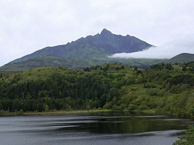 Mt rishiri 2004
