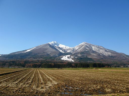 Mt. bandaisan 0811