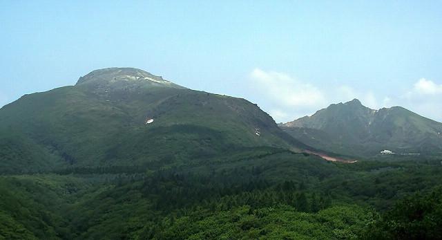 Mt.chausu mt.asahi