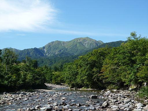 Mt.echigo komagatake