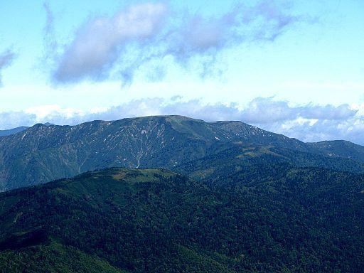 Mt. hiragatake 0809