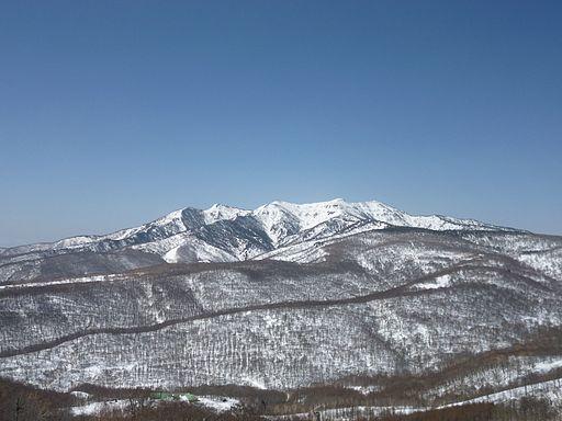 Mount joshu hotaka
