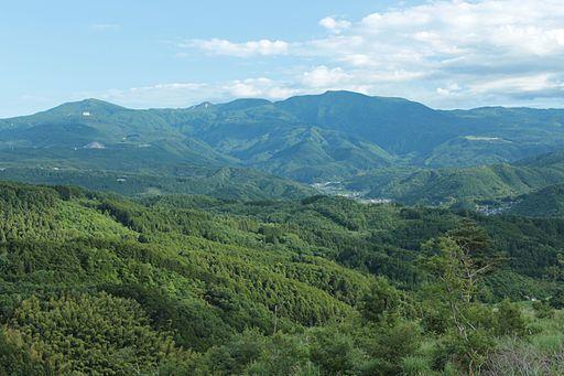 Mount amagi 20120610