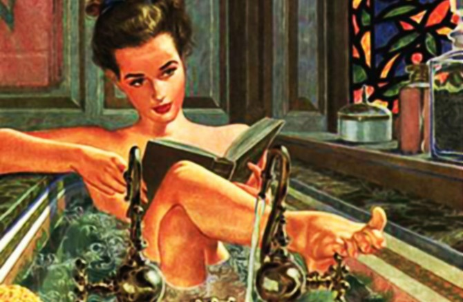「高温反復浴」お風呂でカロリーを消費する