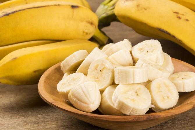 ヘルシー高カロリー バナナ