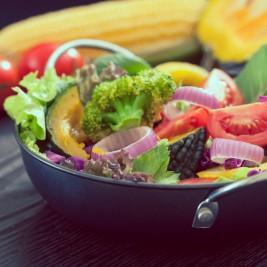 健康的な野菜