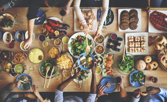 ミールシェアリングやゼンパスタ、世界のヘルシー食のトレンド