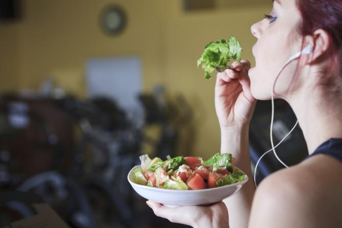 トレーニング後の何とかしたい空腹対策