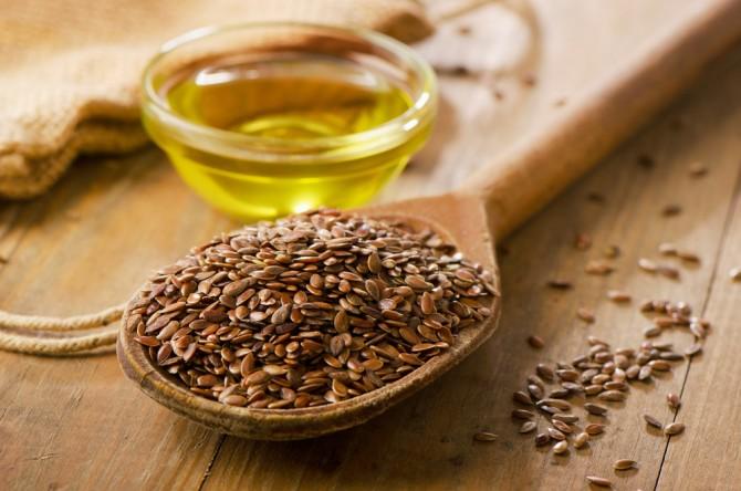 フラックスシード flaxseed
