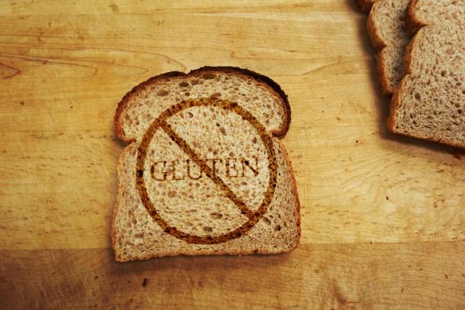 食事制限を示唆するパン