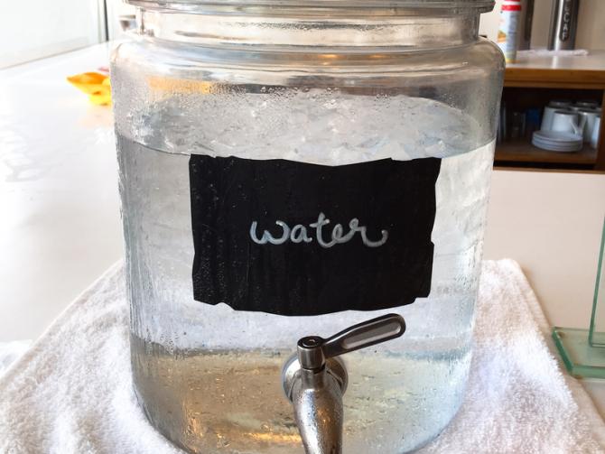 ダイエット中の水分のとり方