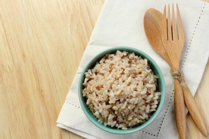 ダイエット中のお米の食べ方(雑穀米・麦ごはん・玄米)