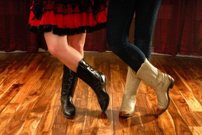 ラインダンスを始めてみよう。カントリーラインダンスの魅力