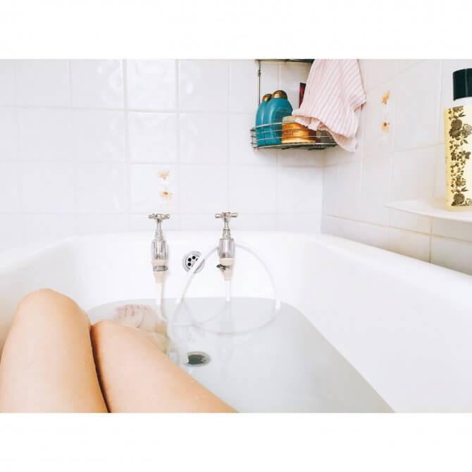 お風呂ギライでも半身浴がしたくなるおすすめアイテム