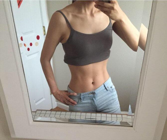 自分の体型を写真にとって記録するダイエット法を紹介