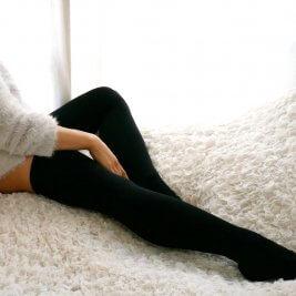 きれいな脚した女性