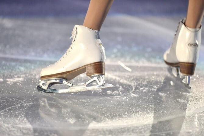 ガチのスケート靴