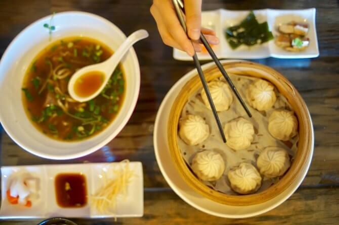 美味しそうな台湾料理