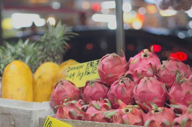 海外のフードマーケット