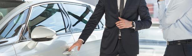 自動車ディーラー業界