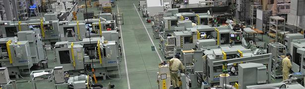 工作機械製造業界
