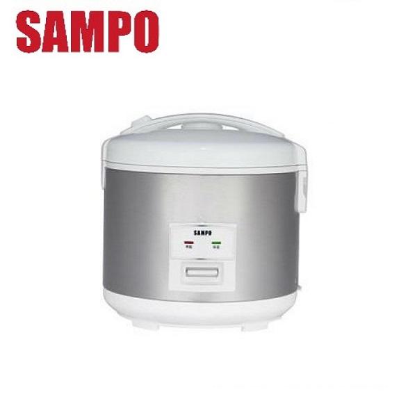 SAMPO 聲寶10人份機械式電子鍋