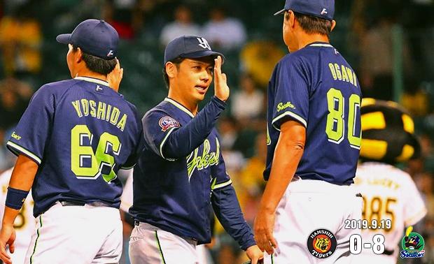 先発・小川投手が完封で今季5勝目!塩見選手に1号2ランが飛び出すなど、投打が噛み合い白星を飾る!