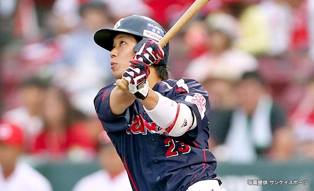 3回二死からの5失点響く…山田選手は18号