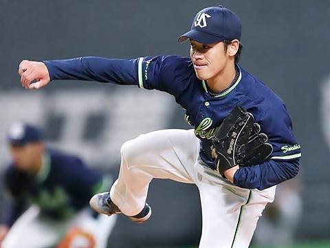 先発・小川投手は5回2失点