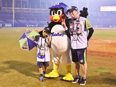 イースタン・リーグ公式戦が神宮球場で開催!