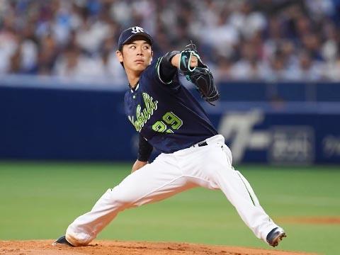 先発・小川投手は8回3失点6奪三振の力投