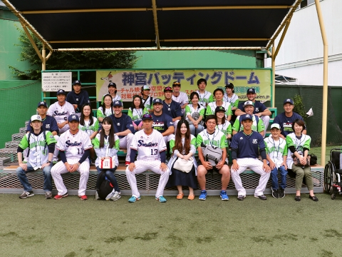 Swallows CREW DAY 第2弾最終日
