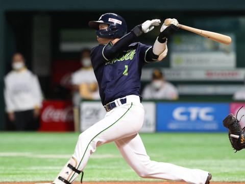 山田選手が17号2ラン含む、3安打3打点の活躍!